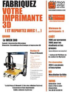 FabriquezVotreImprimante3D