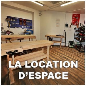 Location espace
