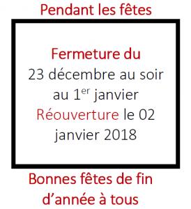 FermetureNoel2017